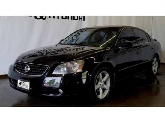 2005 nissan altima 3.5 se owners manual