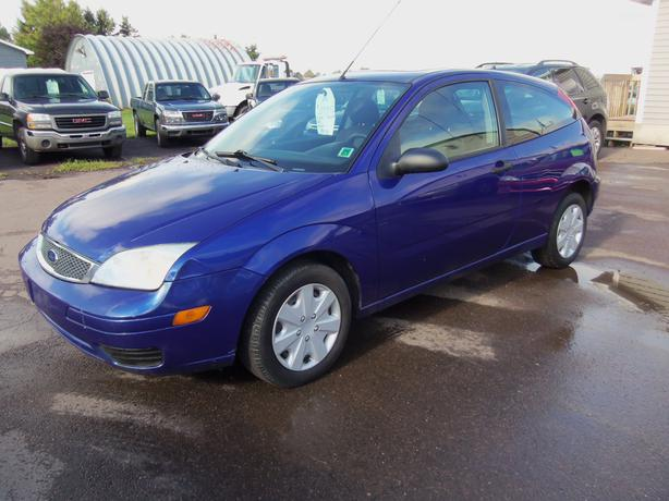 2005 ford focus zx3 owners manual