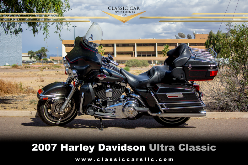 2007 harley davidson ultra classic owners manual
