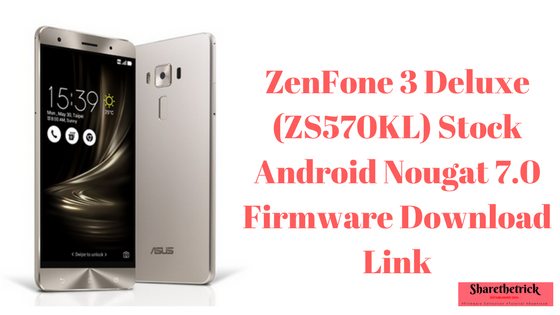 how to manually reset asus zenfone 2