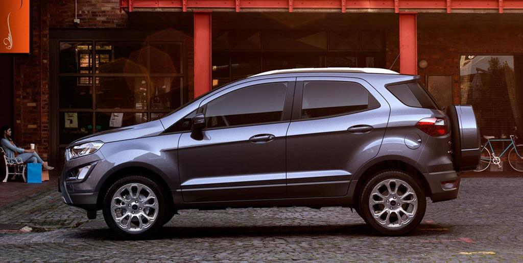 ford ecosport owners manual 2018