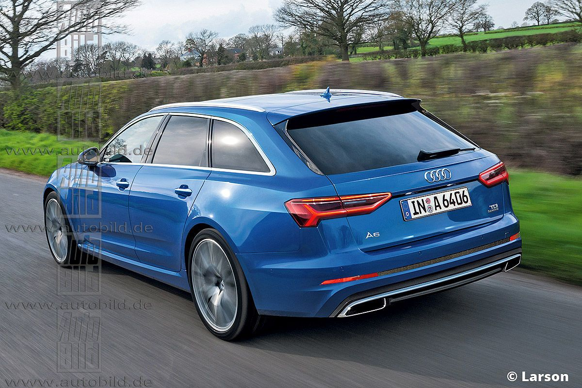 audi a6 owners manual 2019