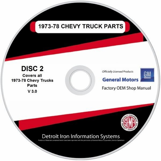 1975 chevy truck owners manual pdf