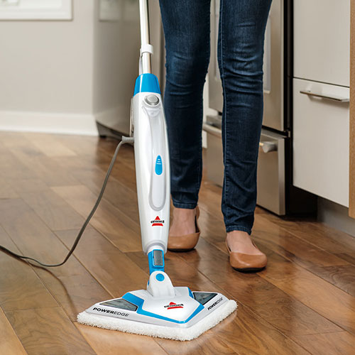 bissell lift off steam mop user manual