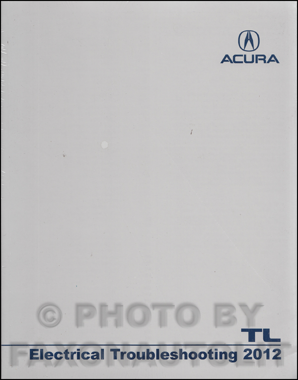 2012 acura tl owners manual