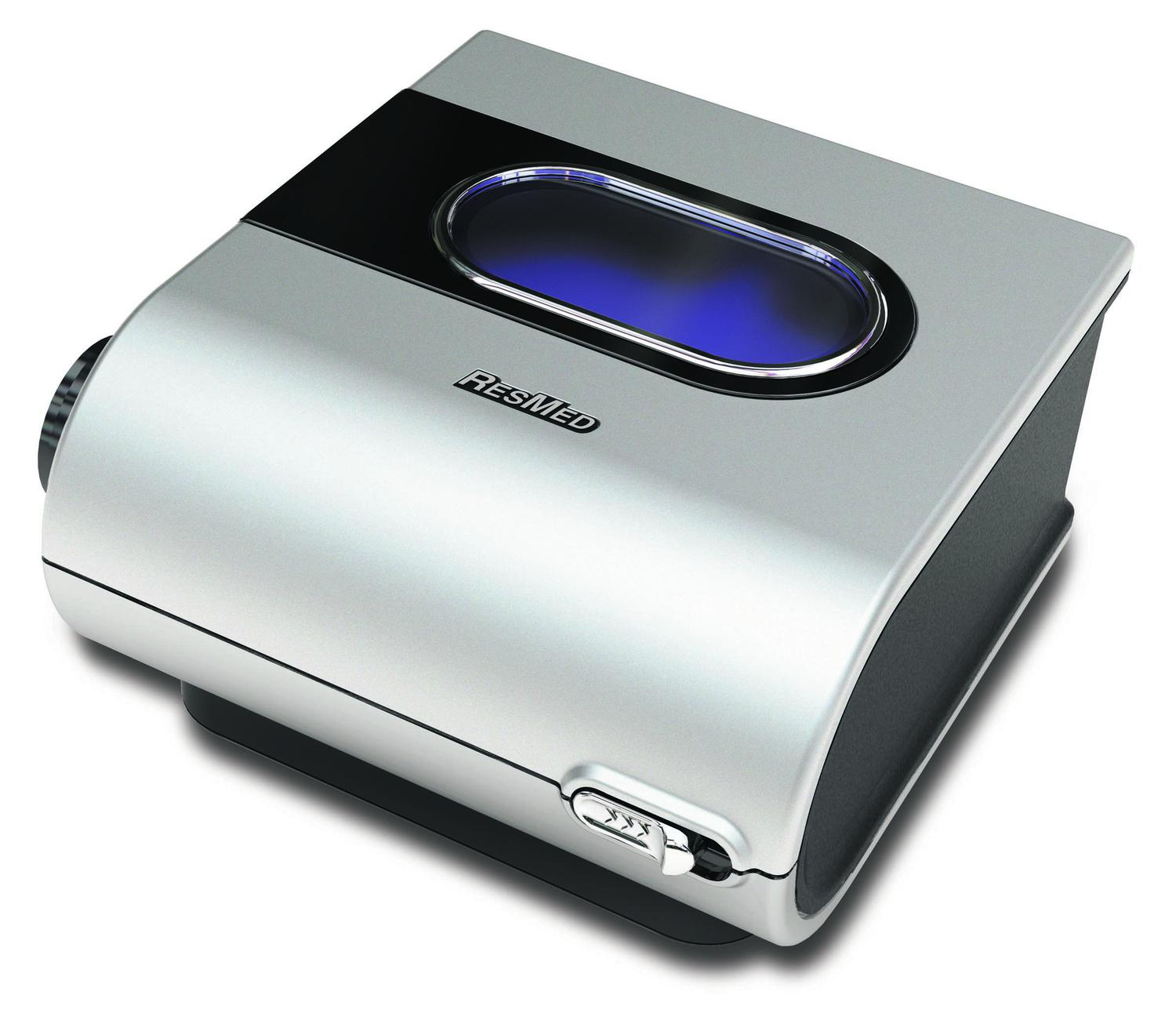 resmed h5i humidifier user manual
