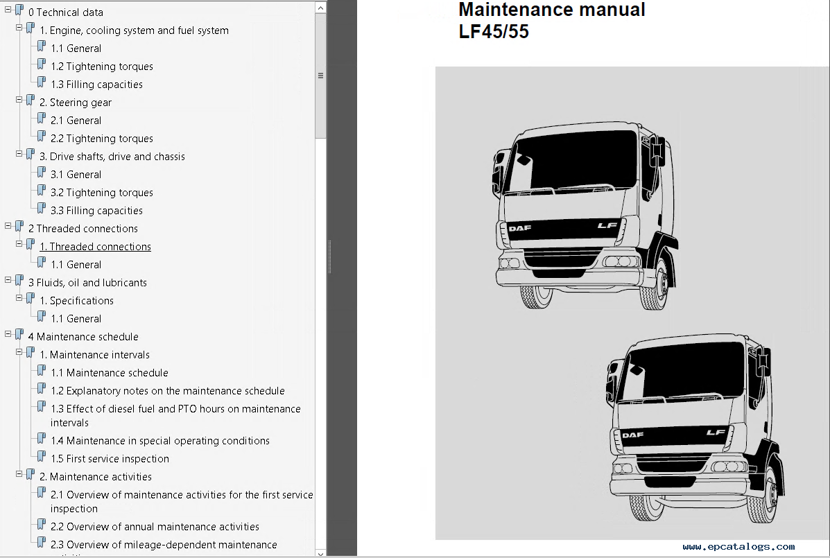 ideal 4850 95 ep service manual