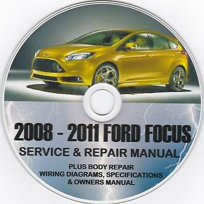 2011 ford focus service manual