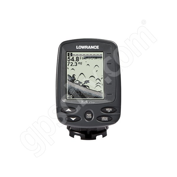 lowrance x4 pro fishfinder owners manual