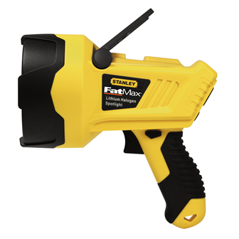 stanley ultra bright led spotlight owners manual